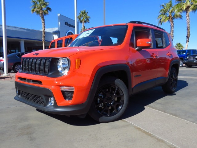 2020 Jeep Renegade Altitude