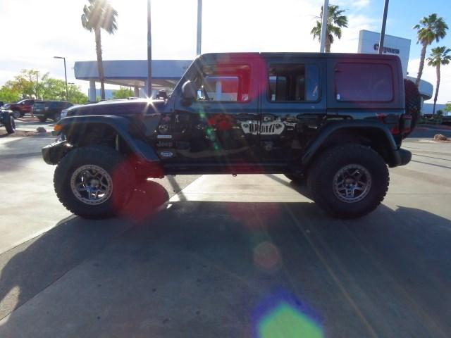 2020 Jeep Wrangler Unlimited Rubicon Recon Custom