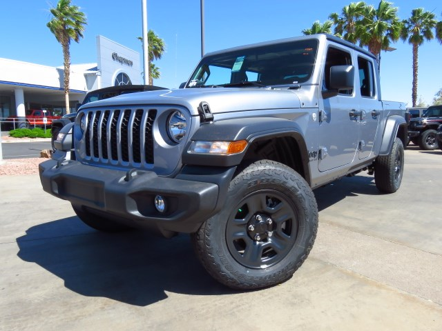 new 2020 jeep gladiator sport - 20j716 | chapman las vegas