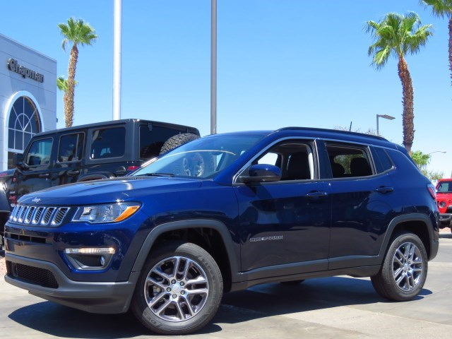 2020 Jeep Compass Sun and Safety Edition