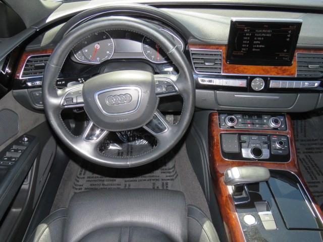 2013 Audi A8 L 3.0T quattro
