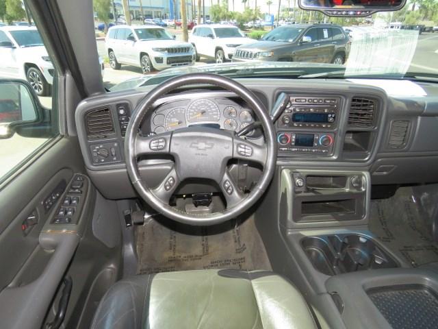 2007 Chevrolet Silverado 1500 Classic LT3 Crew Cab
