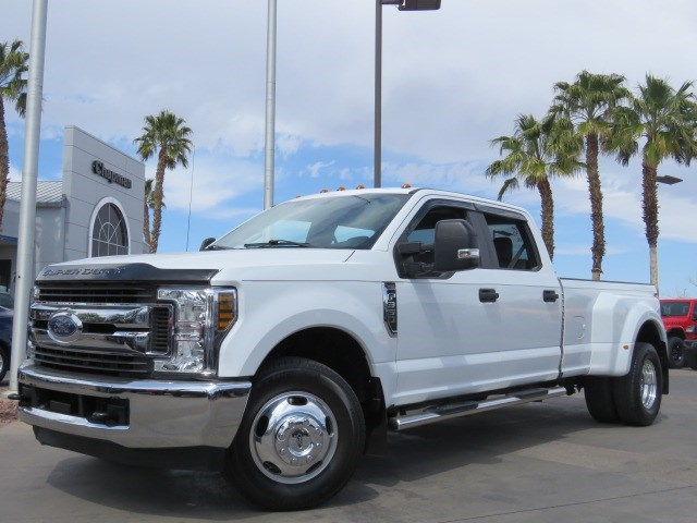 2018 Ford F-350 Super Duty XL Crew Cab