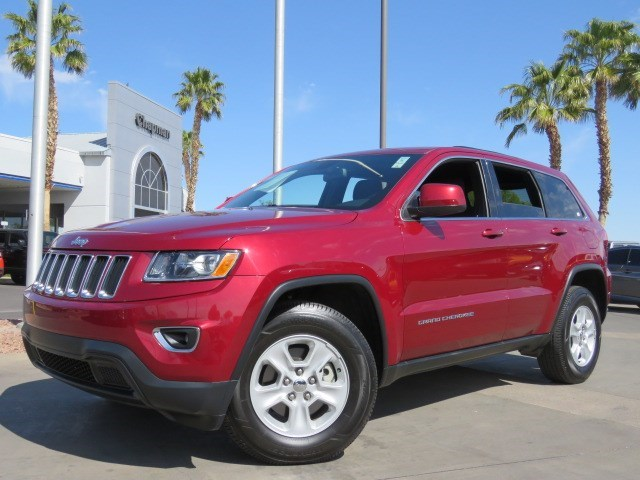 2015 Jeep Grand Cherokee Laredo