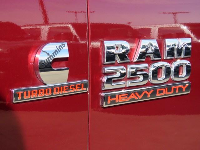 2018 Ram 2500 Tradesman Crew Cab