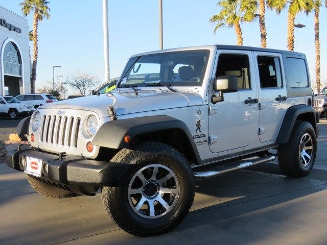 2011 Jeep Wrangler Unlimited Sport