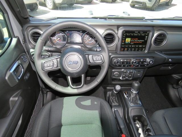 2021 Jeep Gladiator Willys