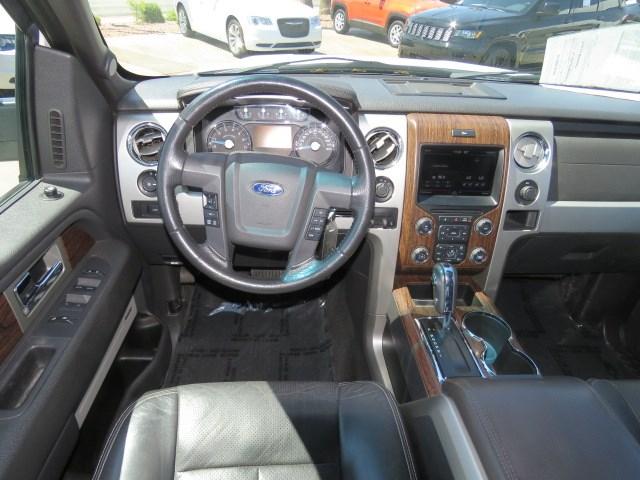 2013 Ford F-150 Lariat Crew Cab