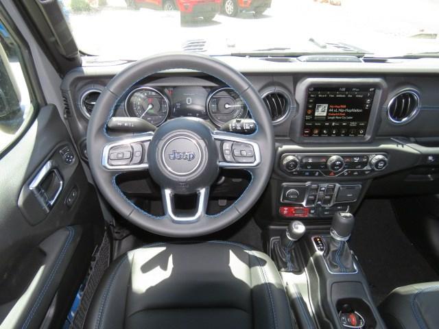 2021 Jeep Wrangler 4xe Rubicon 4xe