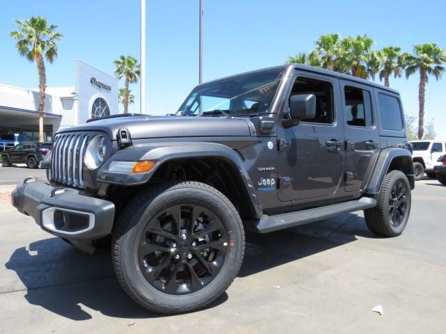 2021 Jeep Wrangler 4xe Sahara 4xe