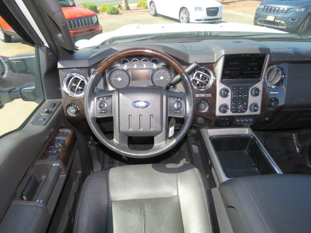 2015 Ford F-250 Super Duty Platinum Crew Cab