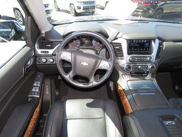 2018 Chevrolet Suburban Premier 1500
