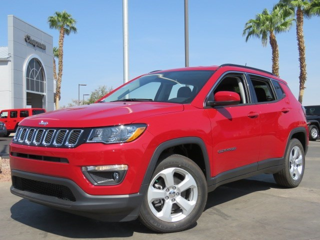 2021 Jeep Compass Latitude