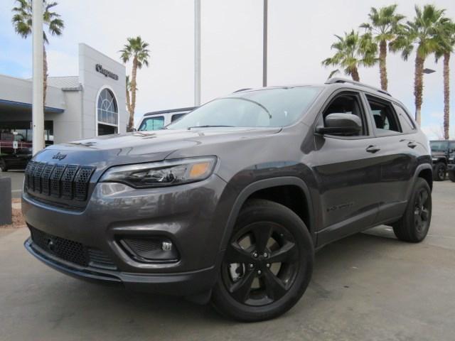 2021 Jeep Cherokee Altitude