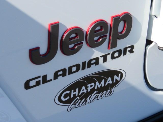 2021 Jeep Gladiator Rubicon Custom