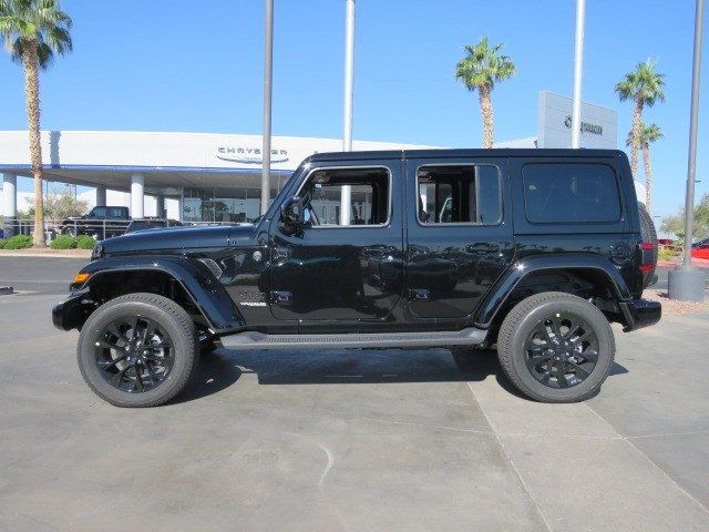 2021 Jeep Wrangler Unlimited Sahara High Altitude