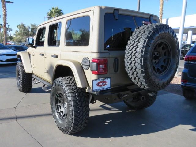 2021 Jeep Wrangler Unlimited Rubicon Custom