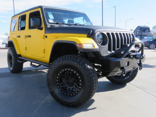 2021 Jeep Wrangler Unlimited Willys Custom