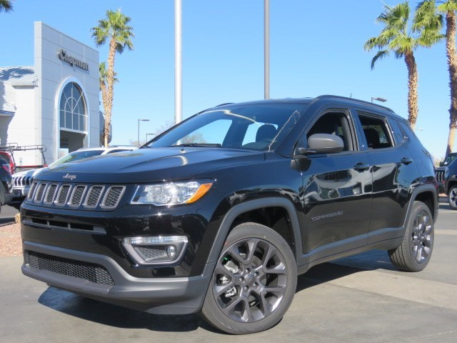 2021 Jeep Compass 80th Anniversary Edition