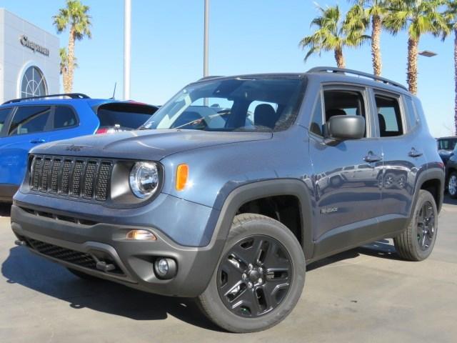 2021 Jeep Renegade Upland