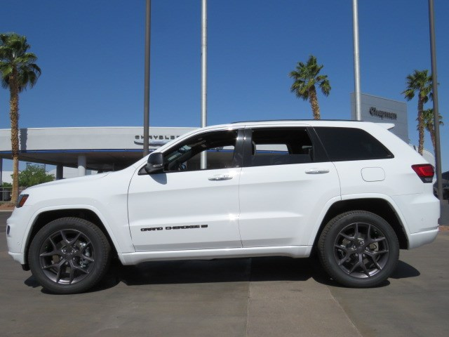 2021 Jeep Grand Cherokee 80th Anniversary Edition