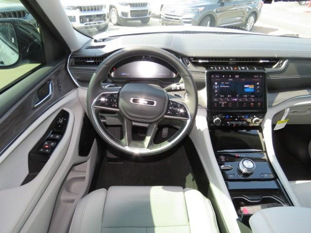 2021 Jeep Grand Cherokee L Overland