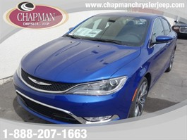 2015 Chrysler 200 C Stock #:15C232