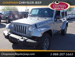 2016 Jeep Wrangler Unlimited Rubicon Stock #:16J875