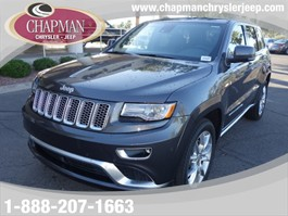 2015 Jeep Grand Cherokee Summit Stock #:906497