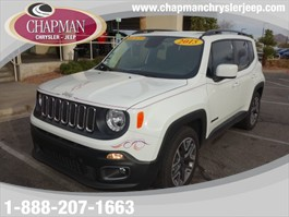 2015 Jeep Renegade Latitude Stock #:B43801