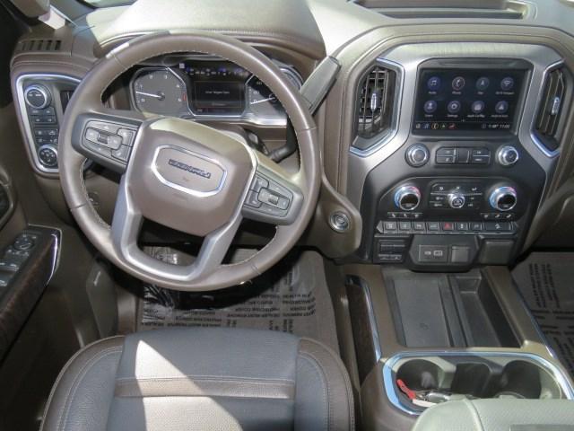 2020 GMC Sierra 3500HD Denali Crew Cab