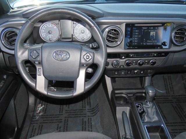 2016 Toyota Tacoma TRD Sport Crew Cab