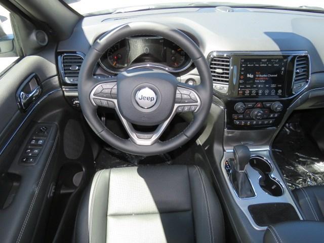 2021 Jeep Grand Cherokee 80th Anniversary Edition