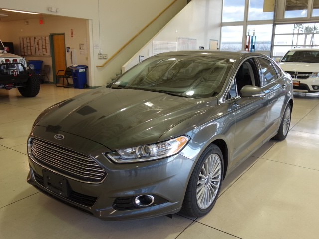 used 2016 ford fusion titanium for sale stock cp63859 chapman chrysler jeep. Black Bedroom Furniture Sets. Home Design Ideas