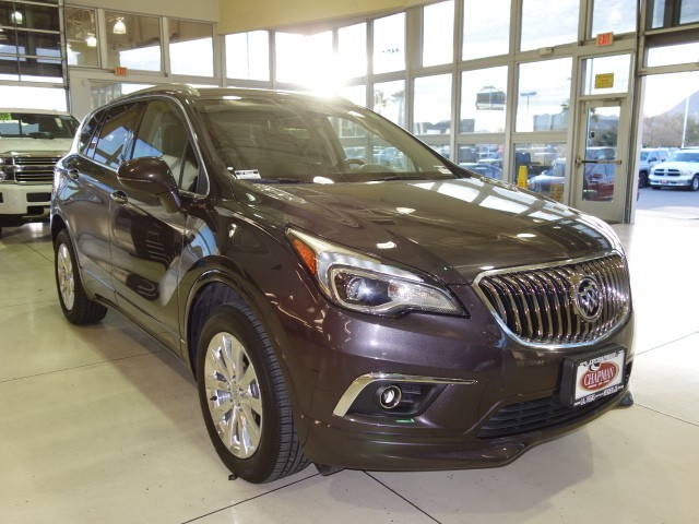 Buick Envision Essence Stock CP At Chapman Las Vegas - Buick stock