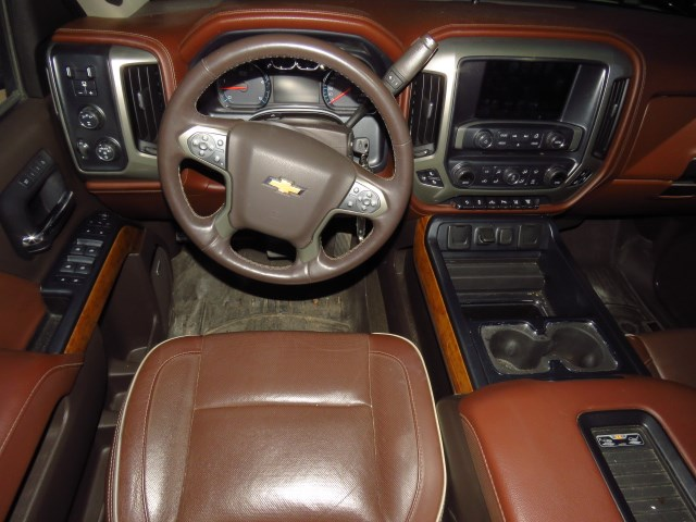 2017 Chevrolet Silverado 2500HD High Country Crew Cab