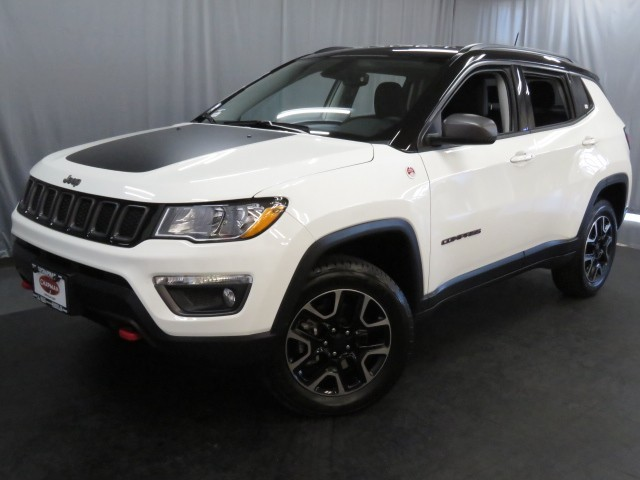 Used 2019 Jeep Compass Trailhawk - P5909 | Chapman Choice