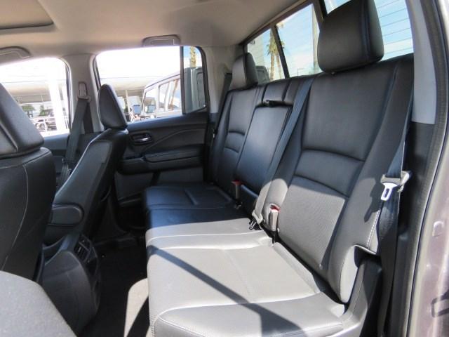 2018 Honda Ridgeline RTL-E Crew Cab