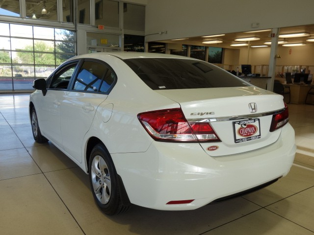 used 2013 honda civic lx for sale stock pc2168a chapman chrysler jeep. Black Bedroom Furniture Sets. Home Design Ideas