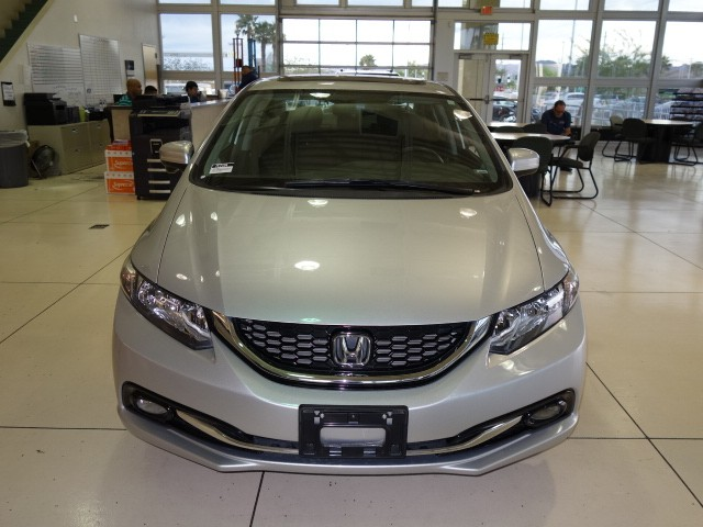 Used 2014 honda civic ex l for sale stock pc2194 for 2014 honda civic ex for sale