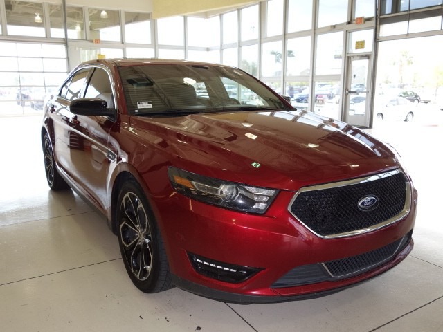 used 2013 ford taurus sho for sale stock pc2256 chapman chrysler jeep. Black Bedroom Furniture Sets. Home Design Ideas