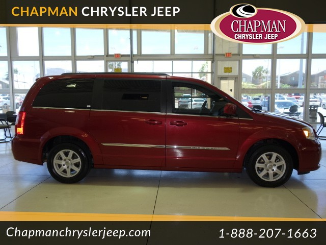 2012 Chrysler Town and Country Touring Details