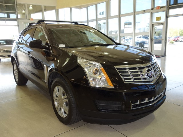 used 2015 cadillac srx for sale stock pc2424 chapman chrysler jeep. Black Bedroom Furniture Sets. Home Design Ideas