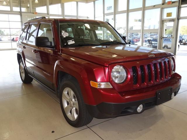 2017 Jeep Patriot Latitude – Stock #PC2804