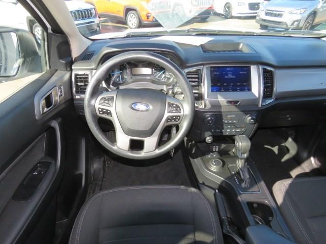 2020 Ford Ranger XLT Extended Cab