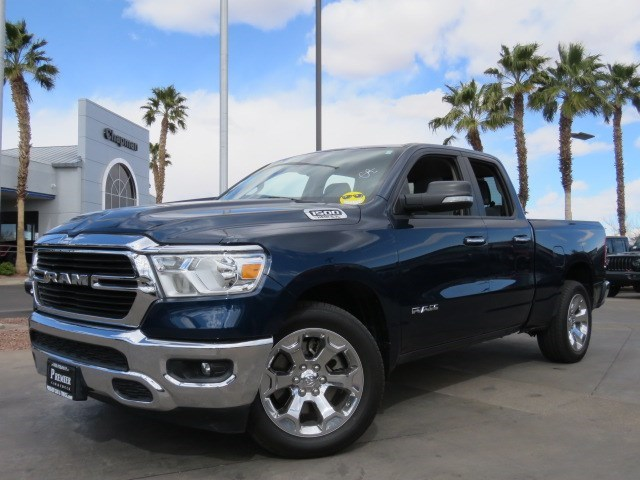 2019 Ram 1500 Big Horn Extended Cab