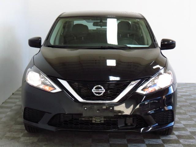 2018 Nissan Sentra SV
