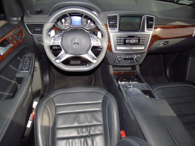 2015 Mercedes-Benz M-Class ML 63 AMG