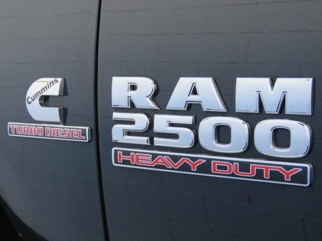 2017 Ram 2500 Big Horn Crew Cab