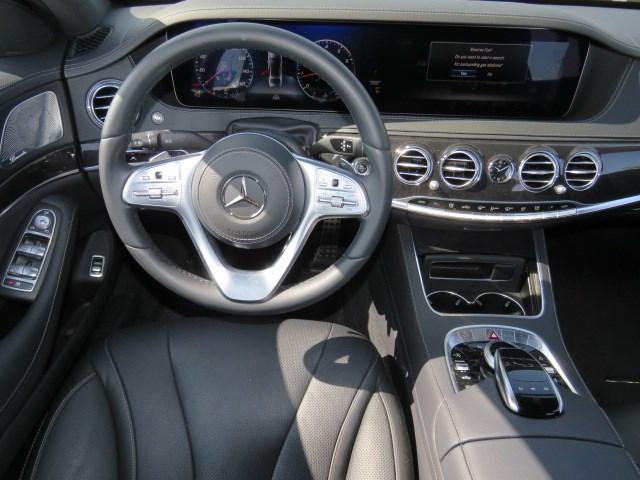 2019 Mercedes-Benz S-Class S 450